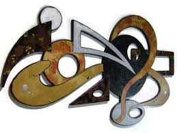 unique odyssey contemporary funky abstract wood wall sculpture