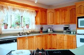 how to stain wood cabinets perfect style and stain kitchen