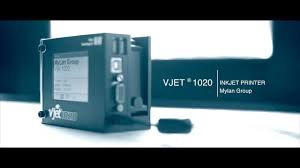 vjet 1020 thermal inkjet coder youtube