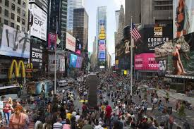 ny tourism bureau tourism in york city hits record high drawing more than 60