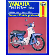 yamaha townmate haynes manual