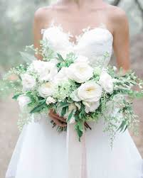 wedding bouquets 20 stunning wedding bouquets with ferns martha stewart weddings