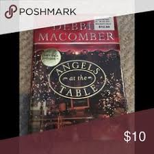 angels at the table the heart of texas vol 1 and 2 debbie macomber book pinterest