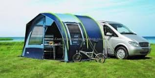 Campervan Awning Fjord Iii Compact Campervan Annexe Driveaway Awning For Motorhome