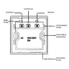 key card wiring diagram best wiring diagram 2017
