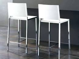 chaise haute cuisine bar de cuisine design chaise haute blanche de bar de cuisine en