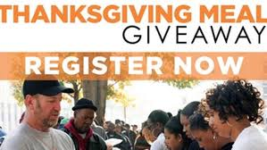 thanksgiving dinner giveaway the arc arts recreation center