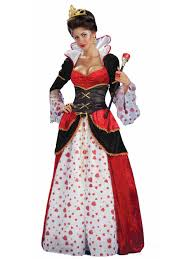 queen of hearts costume for adults wholesale halloween costumes
