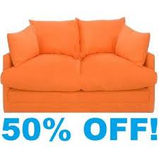 Orange Sofa Bed Orange Sofa Beds Furniture For Living