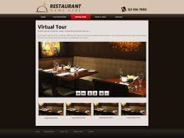 restaurant website template free restaurant web restaurant