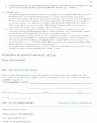 Sample Vendor Contract Template 9 Landscaping Contract Template Thebridgesummit Co