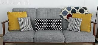 coussins de canapé canape luxury coussins design pour canape coussins design pour