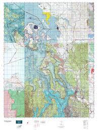 Washington Gmu Map by Wa Gmu 410 Islands Map Mytopo