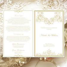 catholic church wedding program catholic church wedding program vienna chagne wedding