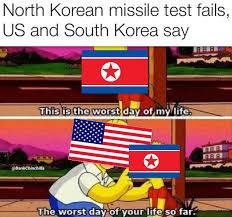 North Korea South Korea Meme - north korea bout to get ra ed dankmemes