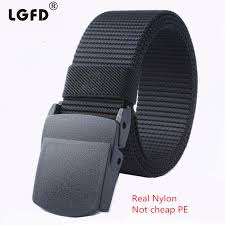 belt buckle allergy 2016123 unisex travel prevent allergy non metal polyformaldehyde