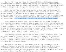 lois beckett on president s turkey pardoning