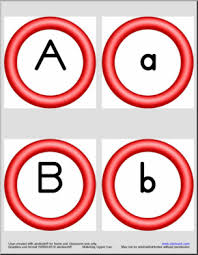 alphabet matching game match upper and lower case letters aa zz