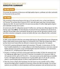 executive summary layout 31 executive summary templates free