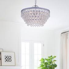 Chandeliers With Lamp Shades Lighting Shop The Best Deals For Nov 2017 Overstock Com