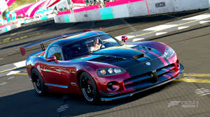 Dodge Viper V12 - forza horizon 3 cars