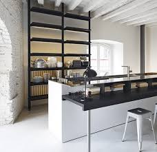 black kitchen ideas 20 fancy design ideas for black and white kitchen