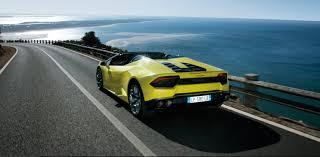 Lamborghini Huracan Automatic - shopping the most expensive homes in malibu in the new lamborghini