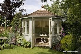 Summer House In Garden - scotts of thrapston newhaven corner summerhouse garden buildings
