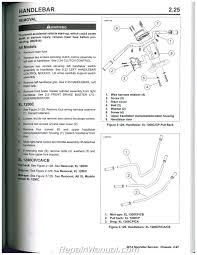 2014 harley davidson sportster motorcycle service manual