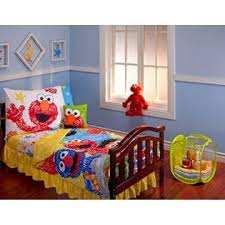 Elmo Bedding For Cribs Sesame Elmo Bedding Collection
