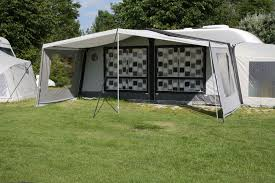 Awning Side Walls Caravan Awning Sun Canopy De Luxe For The Awning With Sidewalls