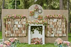 wedding backdrop ideas the glorious looks of vintage wedding ideas wow wedding