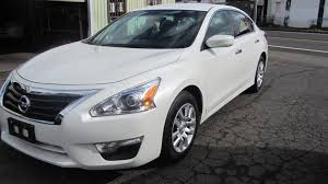 nissan altima 2015 white hk used auto sales