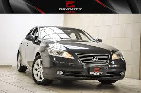 lexus used cars for sale by dealer 2007 lexus es 350 stock 078678 for sale near sandy springs ga