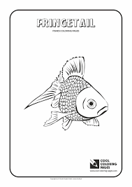 fishes coloring pages cool coloring pages