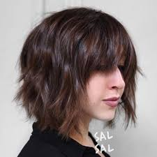 what is deconstructed bob haircuta 30 chic bob hairstyles with bangs hairstyles weekly