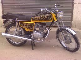 honda cg 125 2007 of khan693 member ride 14495 pakwheels