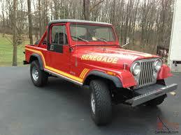 cj8 jeep jeep cj8 cj 8 scrambler renegade sl r sport