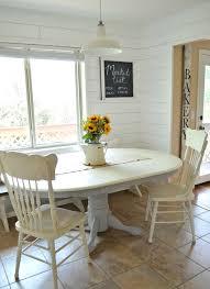 dining room sets tampa fl vintage dining room sets chalk paint table makeover little nest 11