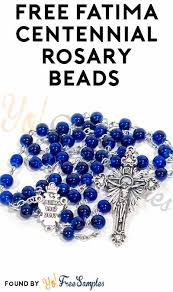 free rosary free fatima centennial rosary yo free sles