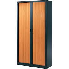 armoir bureau armoire rideau largeur 100 hauteur 198 armoire plus