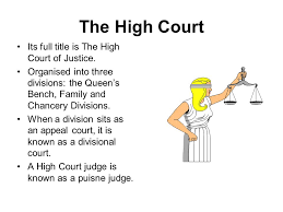 Queen S Bench Division The Court Of Appeal Civil Division Mainly Deals With Appeals