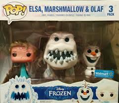 Frozen Storybook Collection Walmart Preview Of The New Walmart Exclusive Frozen Pop Vinyl Set Plus A