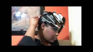 african american soft waves hair styles loose fingerwaves youtube