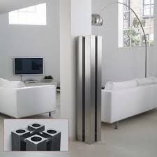 designer vertical stainless steel radiators central heating