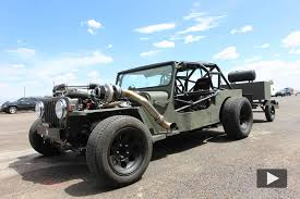 jeep print ads twin turbo jeep rat rod deathtrap at drag weekend west 2016 video