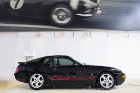 porsche sport classic 1994 porsche 968 club sport classic throttle shop