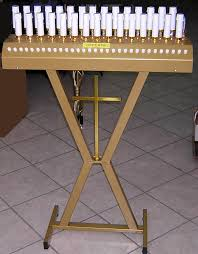 candelieri votivi citta cattolica arredi e paramenti liturgici offertori votivi