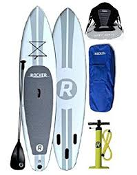 tower paddle boards black friday amazon irocker paddle boards 11 u2032 6 u2033 thick inflatable sup package with