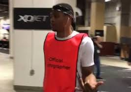 Westbrook Meme - russell westbrook photographer outfit becomes a meme larry brown